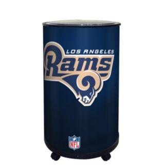 Los Angeles Rams Ice Barrel Cooler