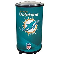 Miami Dolphins Ice Barrel Cooler