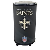 New Orleans Saints Ice Barrel Cooler
