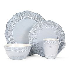 Pfaltzgraff Everyday Seraphina 16 pc Dinnerware Set
