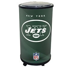 New York Jets Ice Barrel Cooler