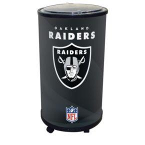 Oakland Raiders Ice Barrel Cooler