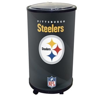 Pittsburgh Steelers Ice Barrel Cooler
