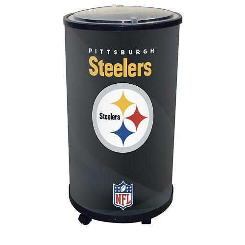 Pittsburgh Steelers Ice Barrel Cooler
