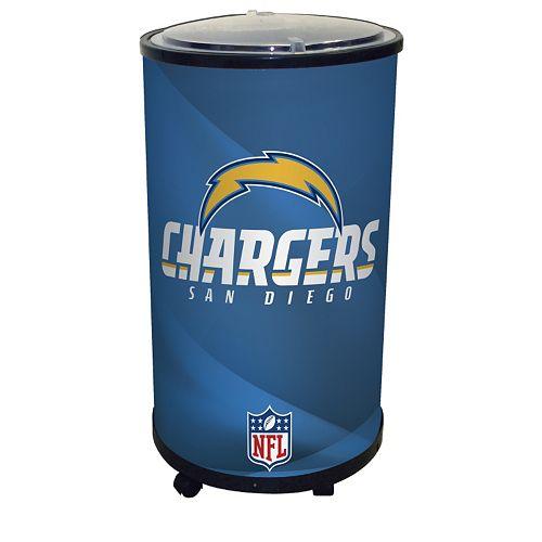 San DiegoChargers Ice Barrel Cooler