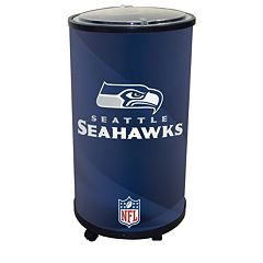 Seattle Seahawks Ice Barrel Cooler