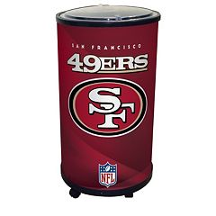 San Francisco 49ers Ice Barrel Cooler