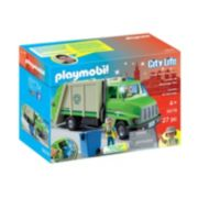 Playmobil Green Recycling Truck - 5679