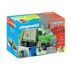 Playmobil Green Recycling Truck - 5679