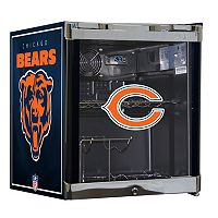 Chicago Bears Wine Fridge