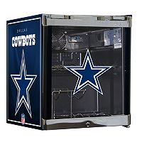 Dallas Cowboys Wine Fridge