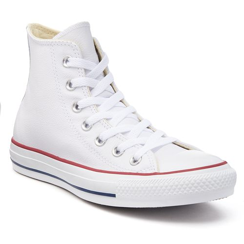 cea8becc3349 Adult Converse Chuck Taylor All Star Leather High-Top Sneakers