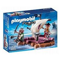 Playmobil Pirate Raft Set - 6682