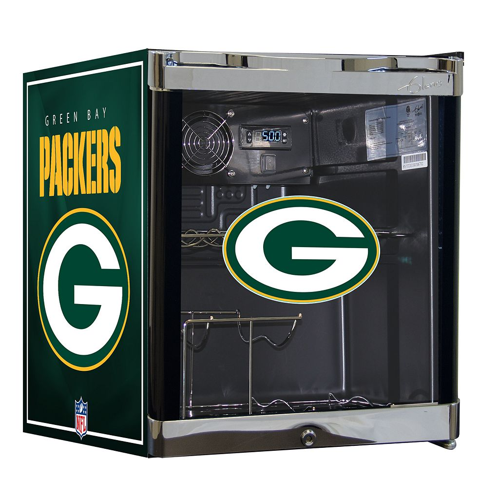 Green Bay Packers Wine Fridge