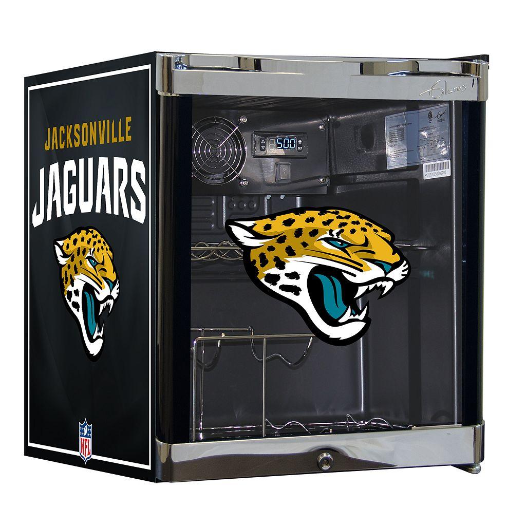 Jacksonville Jaguars Wine Fridge