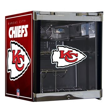 Kansas City Chiefs Wine Fridge
