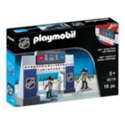 Playmobil NHL Score Clock & Referee Playset - 9016