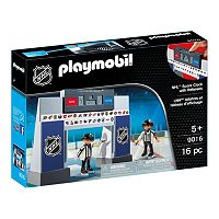 Playmobil NHL Score Clock & Referee Playset - 9016