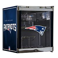 New England Patriots Wine Fridge