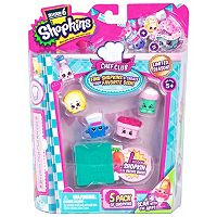 Shopkins Chefs Club Season Six 5 pack