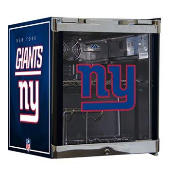 New York Giants Wine Fridge