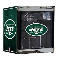 New York Jets Wine Fridge