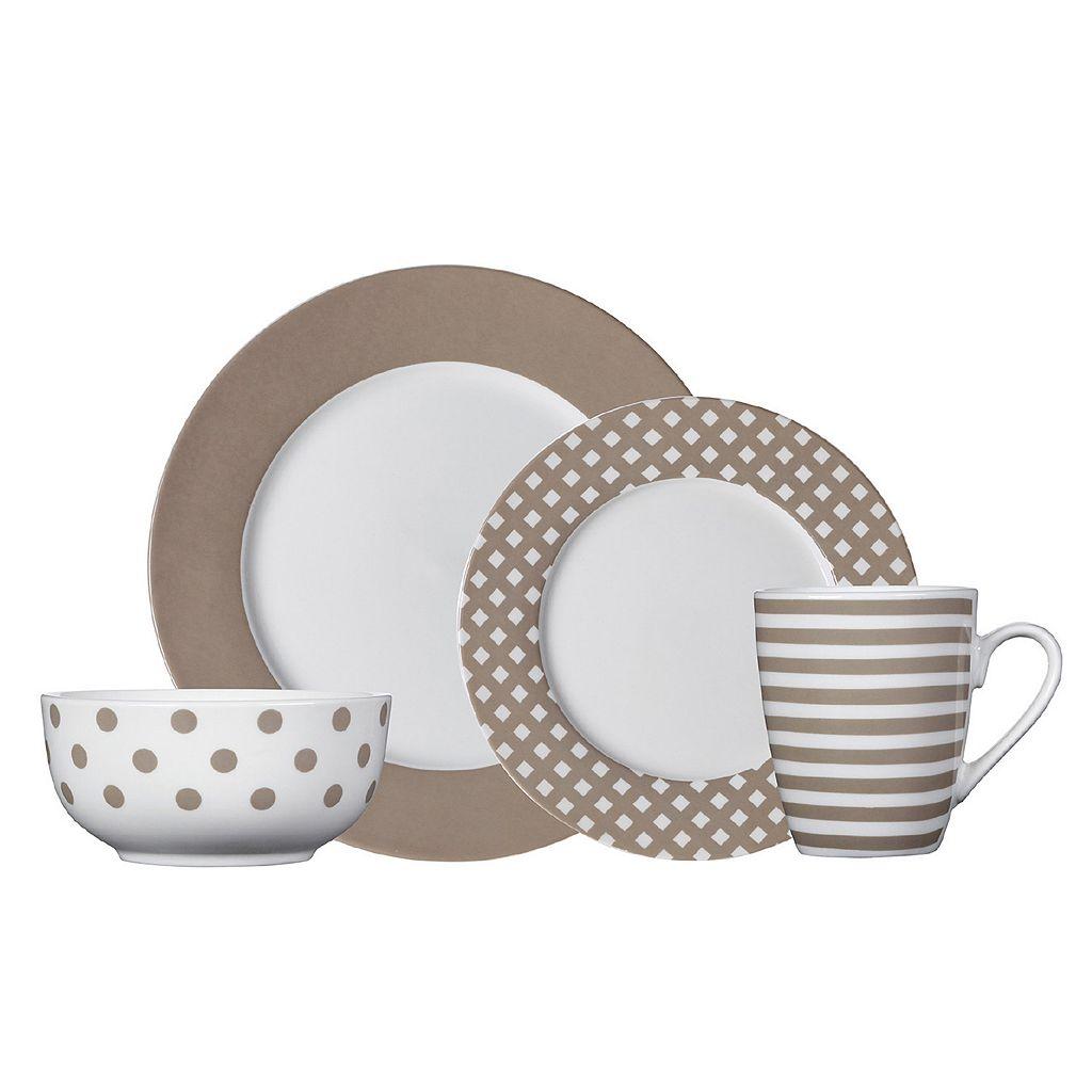 Pfaltzgraff Everyday Kenna 16-pc. Dinnerware Set