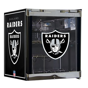 Oakland Raiders Wine Fridge