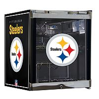 Pittsburgh Steelers Wine Fridge