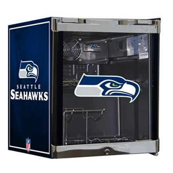 Seattle Seahawks Wine Fridge