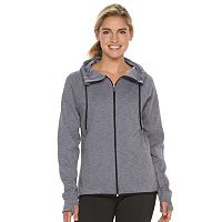 Women's Tek Gear® High-Low Fleece Hoodie