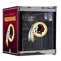 Washington Redskins Wine Fridge
