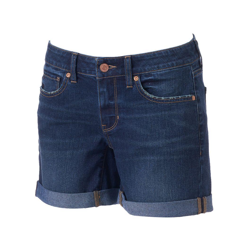 Womens Blue Shorts - Bottoms, Clothing | Kohl's