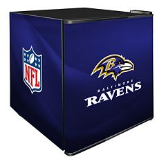 Baltimore Ravens Refrigerated Beverage Center