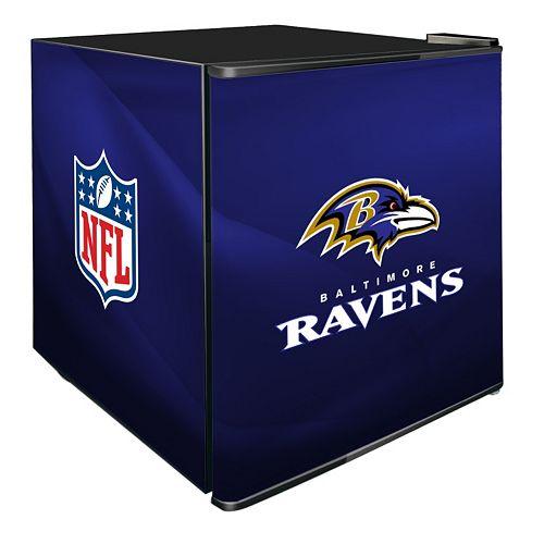 Baltimore Ravens Refrigerated Beverage Center