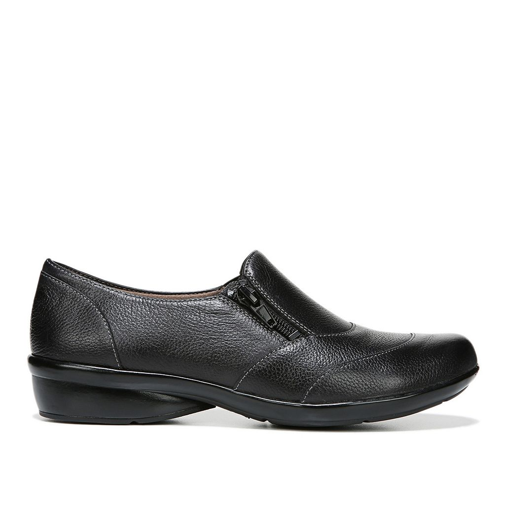 NaturalSoul by naturalizer Cheshire Women's Zipper Shoes