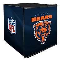 Chicago Bears Refrigerated Beverage Center
