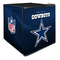 Dallas Cowboys Refrigerated Beverage Center