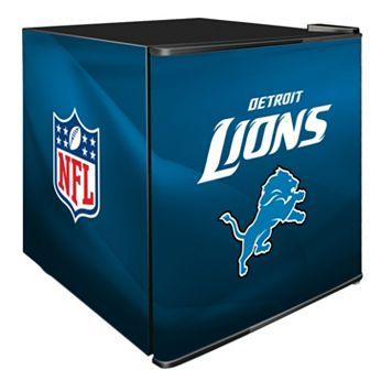 Detroit Lions Refrigerated Beverage Center