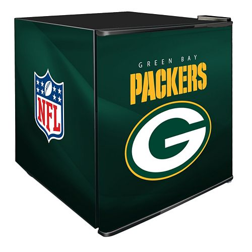 Green Bay Packers Refrigerated Beverage Center