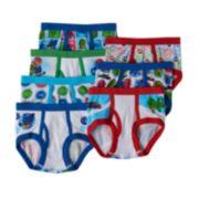 Toddler Boy PJ Masks Gekko, Catboy & Owlette 7-pk. Briefs