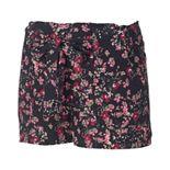 Juniors' Joe B Printed Challis Shortie Shorts