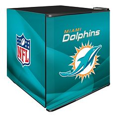 Miami Dolphins Refrigerated Beverage Center