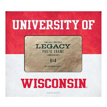 Legacy Athletic Wisconsin Badgers 4 x 6 Dreams Photo Frame