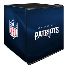 New England Patriots Refrigerated Beverage Center