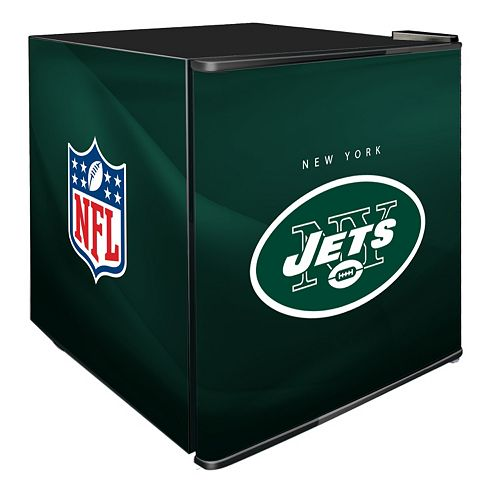 New York Jets Refrigerated Beverage Center