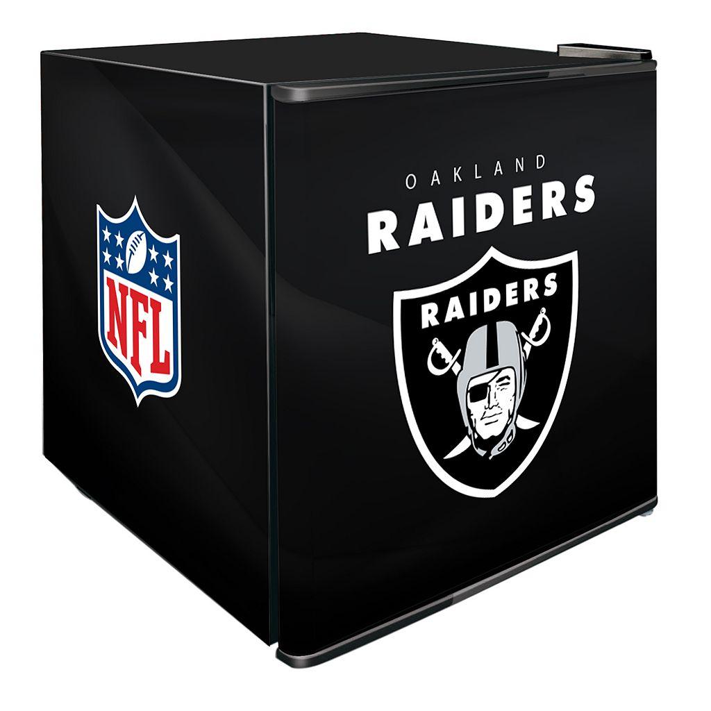Oakland Raiders Refrigerated Beverage Center