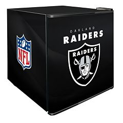 Oakland Raiders Refrigerated Beverage Center