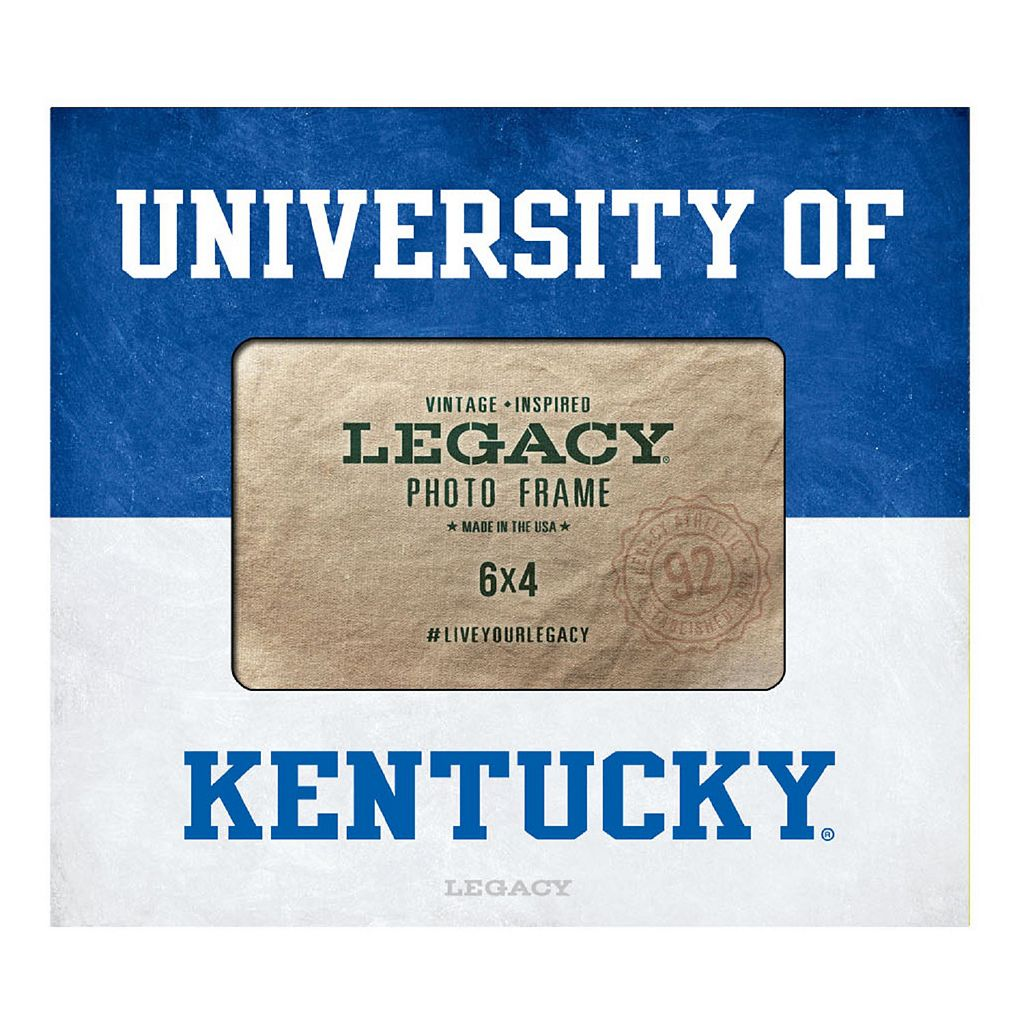 Legacy Athletic Kentucky Wildcats 4 x 6 Dreams Photo Frame
