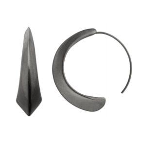 Simply Vera Vera Wang Threader Hoop Earrings